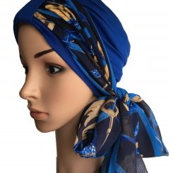 Hats with Scarves